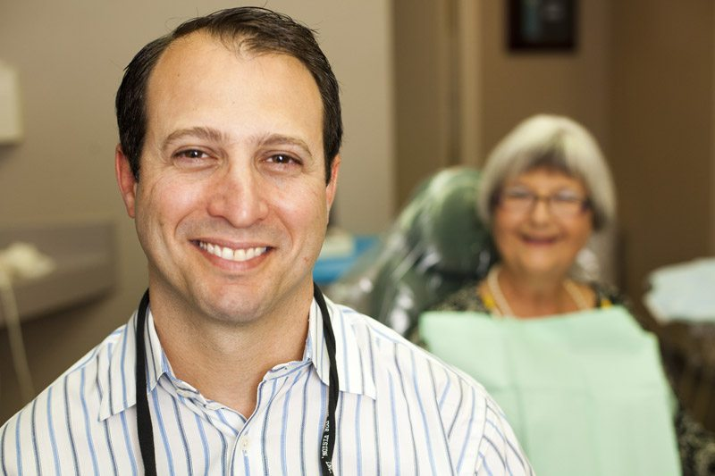Dr. Goldwyn expert in Portland dental implants